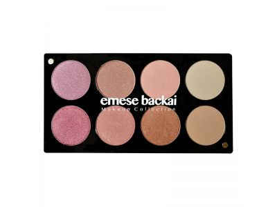 PALETTE EMESE BACKAI N.13 BRIDAL COLD