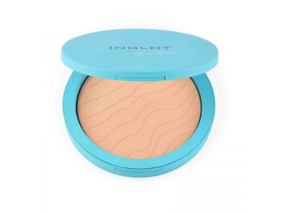 CIPRIA COMPATTA - INGLOT - STAY HYDRATED PRESSED POWDER 202