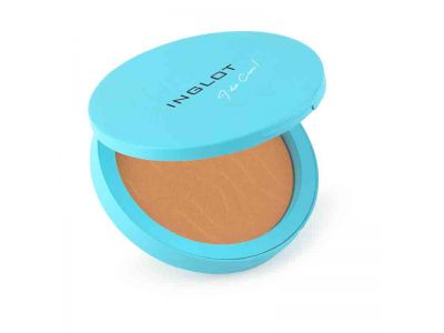CIPRIA COMPATTA - INGLOT - STAY HYDRATED PRESSED POWDER 206