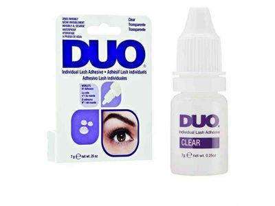 COLLA DUO -  LASH ADHESIVE CLEAR TRASPARENTE-  7 GR - ARDELL - 56811