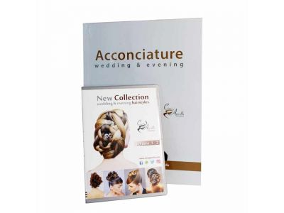 DVD NEW COLLECTION ACCONCIATURE WEDDING & EVENING