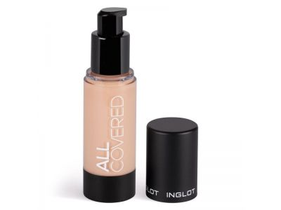 FONDOTINTA INGLOT ALL COVERED FACE FOUNDATION LC012