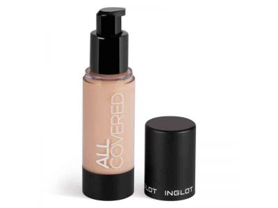 FONDOTINTA - INGLOT - ALL COVERED FACE FOUNDATION LW004