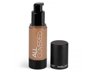 FONDOTINTA - INGLOT - ALL COVERED FACE FOUNDATION MW008