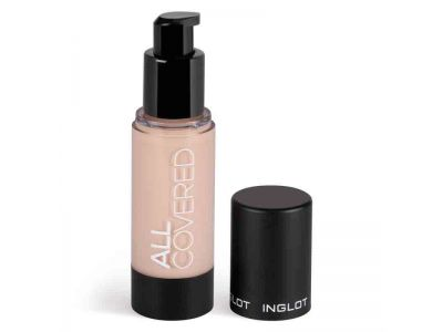 FONDOTINTA - INGLOT - ALL COVERED FACE FOUNDATION LC010
