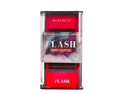 BOX FLASH MATTE 8 - Misencil