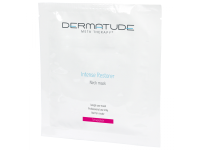 MASCHERA COLLO - DERMATUDE - INTENSE RESTORER NECK MASK - D1701 (BOX4PCS)