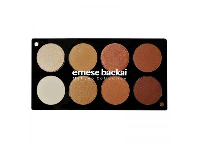 PALETTE - EMESE BACKAI - N. 14 BRIDAL WARM