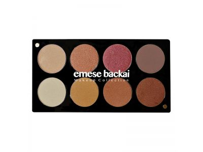 PALETTE - EMESE BACKAI - N3 NATURAL SHINY
