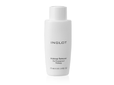 STRUCCANTE VISO INGLOT MAKE UP REMOVER WATERPROOF - 25ML