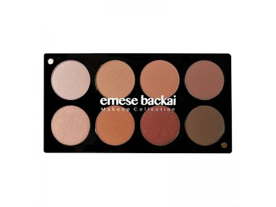 PALETTE - EMESE BACKAI - SUNSET N5