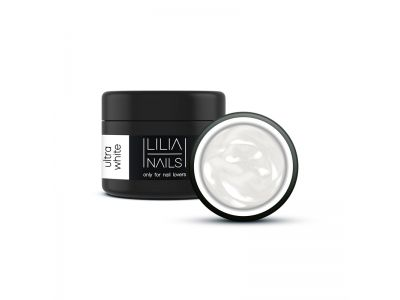 GEL COLOR - LILIANAILS - ULTRA WHITE 15 ML